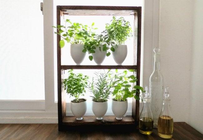 DIY Herb Garden DIY Lite Bob Vila