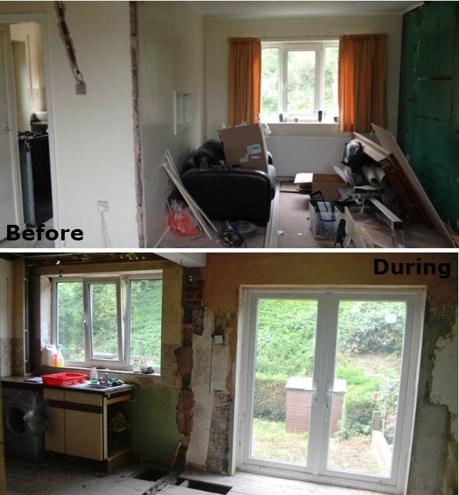70s Kitchen Makeover  Before  After  Bob Vila