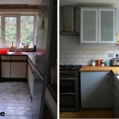 Kitchen Remodels Under 5000 Amazon Sinks Undermount 70s Makeover - Before & After Bob Vila