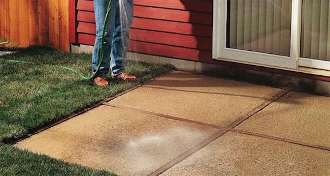 DIY Concrete Patio  How to Pour a Slab  Bob Vila