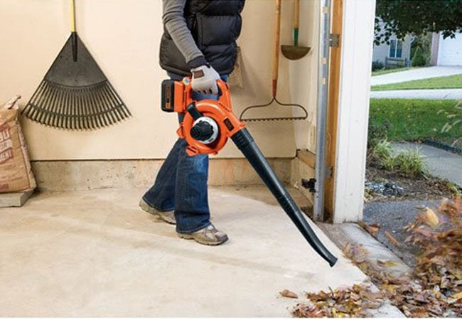 Top Rated Leaf Blowers