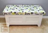 DIY Storage Bench - 5 Ways to Build One - Bob Vila