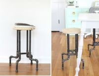 DIY Bar Stools - 5 Ways to Build Yours - Bob Vila