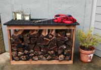 DIY Firewood Rack - 5 Ways to Build Yours - Bob Vila