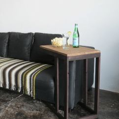 Diy Living Room Side Tables Country French Sofas Furniture Table Lite Bob Vila How To Build A C
