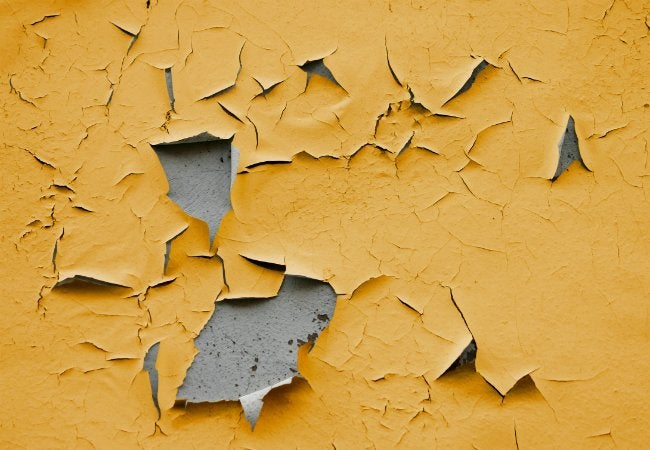 Wallpaper Falling Off Ceiling Peeling Paint Why It Happens And How To Fix It Bob Vila