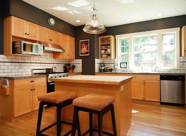 easy kitchen backsplash cabinet hardware drawer slides how to change grout color - quick tip bob vila