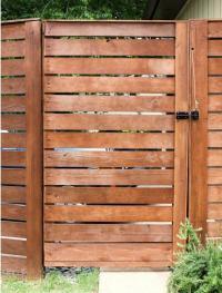 DIY Fence Gate - 5 Ways to Build Yours - Bob Vila