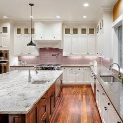 Kitchen Countertops Quartz Overmount Sink How To Clean Bob Vila