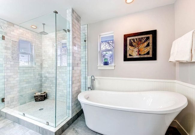 best paint for bathrooms, solved! - bob vila