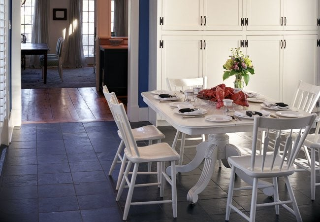 kitchen tile floors table rugs painting all you need to know bob vila about