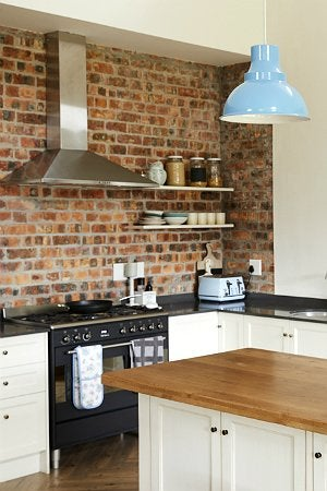brick backsplash in kitchen sink bottom grid 5 things to know before installing one bob vila a