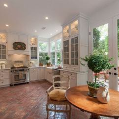 Brick Floor Kitchen Area Rugs Floors When Where And Why To Have Them At Home Bob Vila You Should Consider In Your Entryway