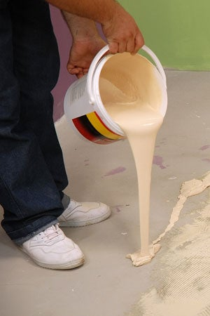 How To Get Carpet Glue Off Concrete