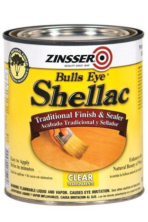 Using Shellac On Wood