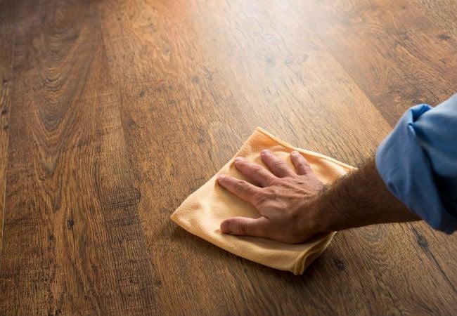 Buffing Polyurethane By Hand