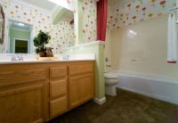 Carpet in Bathroom? What to Do About It | Bob Vila