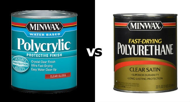 Minwax Polyurethane Satin Vs Semi Gloss