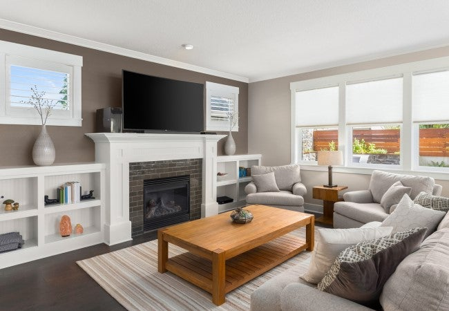 Want to Mount a TV Above a Fireplace Read This First  Bob Vila