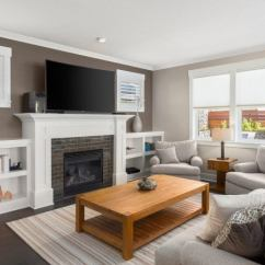 Pictures Of Living Rooms With Fireplaces And Tv Harley Davidson Room Furniture Want To Mount A Above Fireplace Read This First Bob Vila Whether Or Not The Solved
