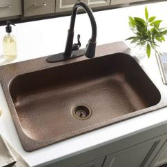Kitchen Sink Materials Ikea Remodel Cost The 7 Best For Your Renovation Bob Vila