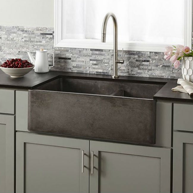 kitchen sink amazon farmers the 7 best materials for your renovation bob vila