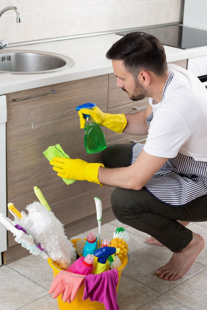 cleaning kitchen cabinets table and chairs sets 9 dos don ts bob vila tips for