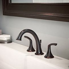 Commercial Pull Down Kitchen Faucet Island The New Bronze Age For Fixtures - Bob's Blogs