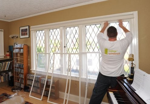 Installing Window Inserts  Bob Vila
