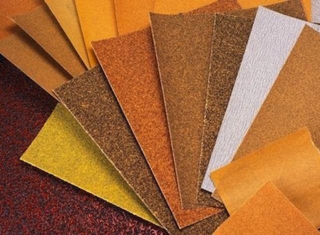 Image result for sand paper =