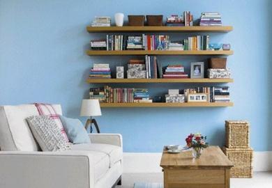 Diy Floating Bedroom Shelves