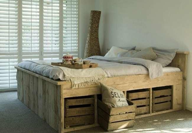Easy Diy Bed Frame