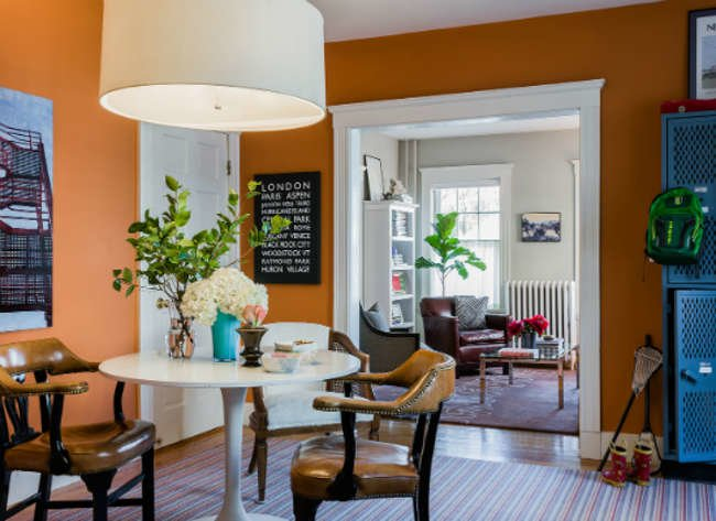 Paint Colors for Dark Rooms