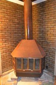 PREWAY Freestanding Fireplace - Forum - Bob Vila