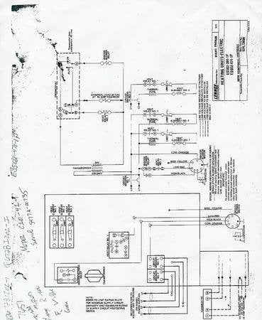 Old Lennox Gas Furnace Manual
