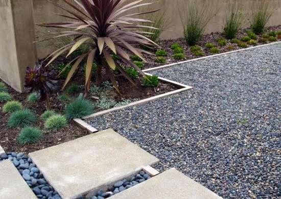 pea gravel patio - 7 landscaping