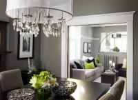 Grey Dining Room - Paint Colors for Dark Rooms - 9 Perfect ...