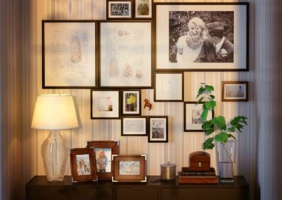 Gallery Wall Ideas Cheap Decorating Ideas Mostly Free