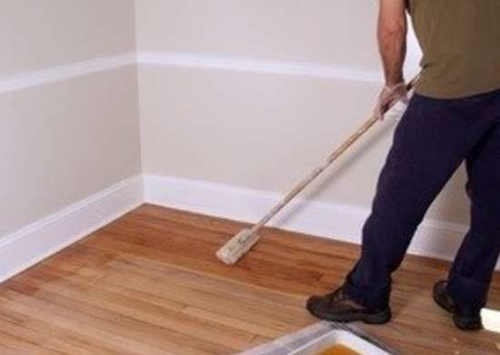 Lambswool Applicator  How to Refinish Hardwood Floors