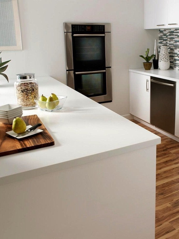 kitchen counter options art countertop ideas 10 popular today bob vila made of durable acrylic solid surface countertops are designed to withstand years wear and can include an integrated sink with seamless installation