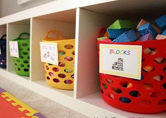 Cheap Toy Storage Home Organization Ideas 12 Dollar