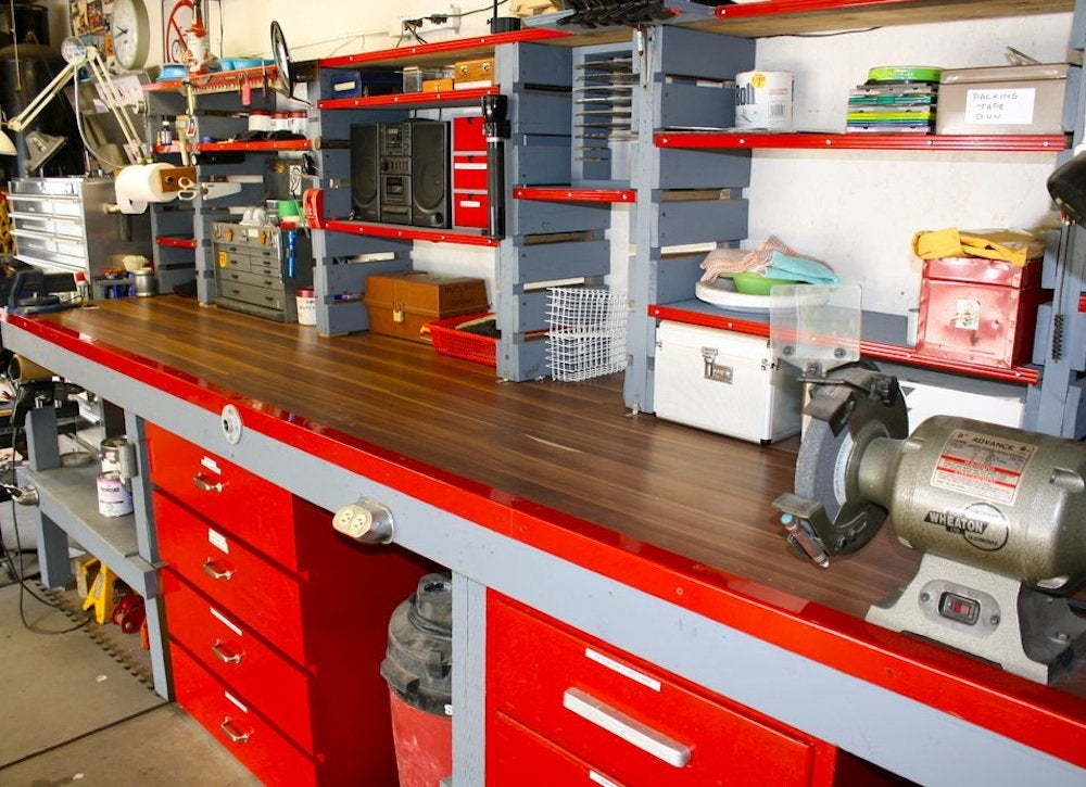 Garage Workshop  Garage Ideas  7 MustHaves  Bob Vila