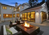 Backyard Fire Pit Designs - Outdoor Living Spaces - 7 ...