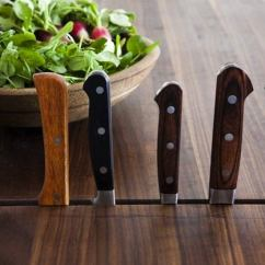 Kitchen Knife Storage Round Rugs For 12 Buy Or Diy Options Bob Vila Block In The Busy Test At Food52 A Slotted Table Stows Cutting And Slicing Tools Within Easy Reach With Sliding Leaves Two