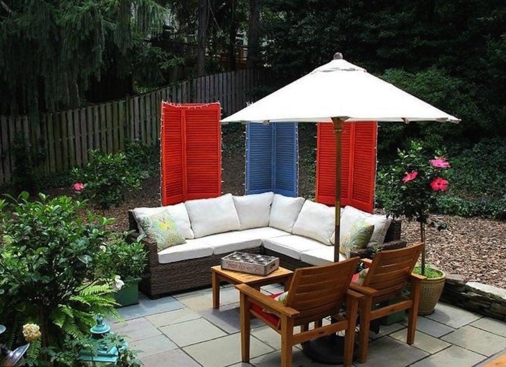 cheap patio ideas - 8 diy pick-ups