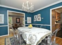Navy Blue Dining Room - Room Color Ideas - 10 Mistakes to ...
