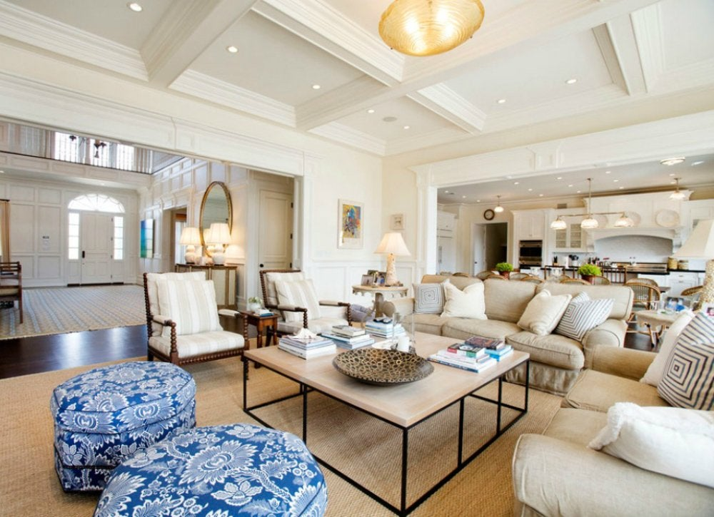 living room open plan designs warm relaxing colours for floor ideas 8 creative design strategies bob vila thoughtful lighting is key every but it becomes especially important in an use attention grabbing ceiling fixtures to