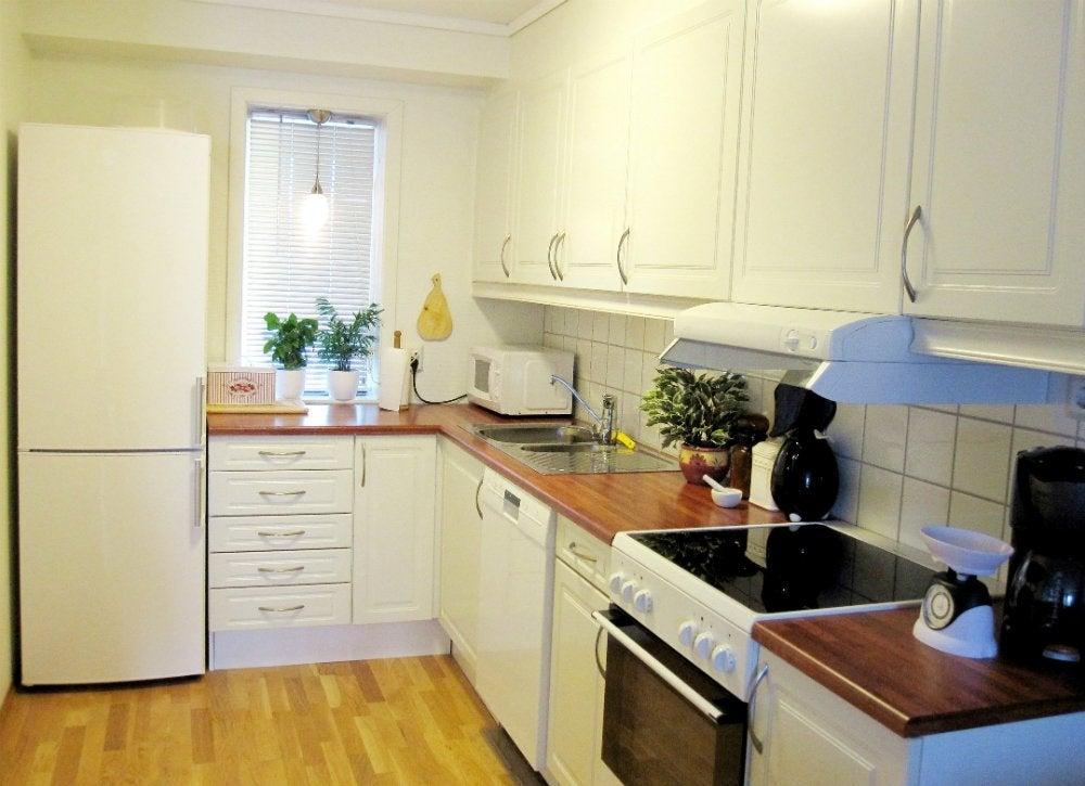 Small Kitchen Decorating Ideas  12 BiteSize DIYs  Bob Vila