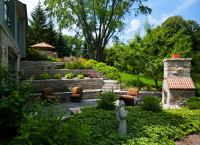 Terraced Yard - Small Backyard Landscaping Ideas - 8 DIYs ...