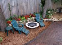 Ground Cover Mulch - Backyard Landscape Ideas - 8 Lawn ...